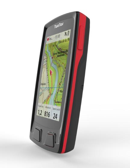 Nouveau GPS chez Twonav Captur12