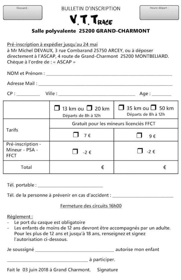 VTT ce dimanche à Grand Charmont Captur29