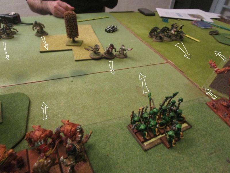 Dragon rampant : chats contre gobs ; crocos contre skavens Img_0815