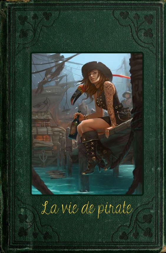 romans et livres de divertissement Pirate10
