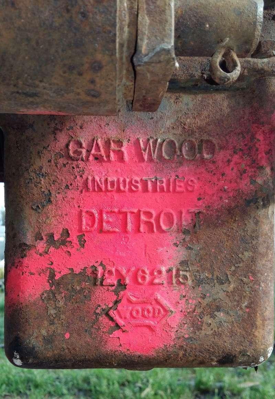 Restauration treuil Garwood GMC 20180124