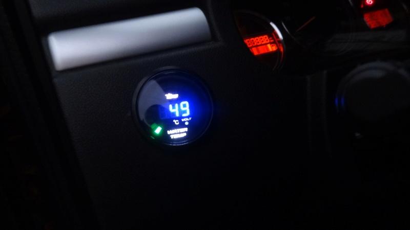 Modification ajout d'un réchauffeur liquide de refroidissement chauffage vsp Dsc07110