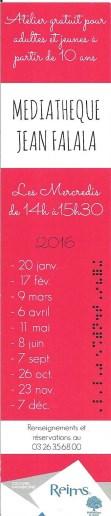 Bibliothèques et médiathèques de Reims 10984_10