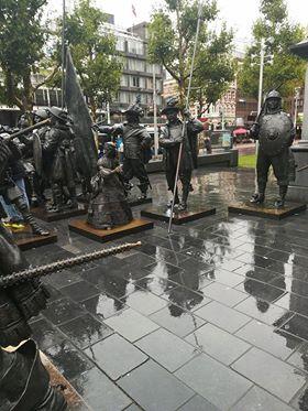 """Statues """"Guerre de 30 Ans"""". 22447210"""