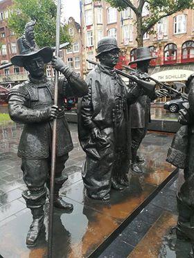 """Statues """"Guerre de 30 Ans"""". 22524010"""