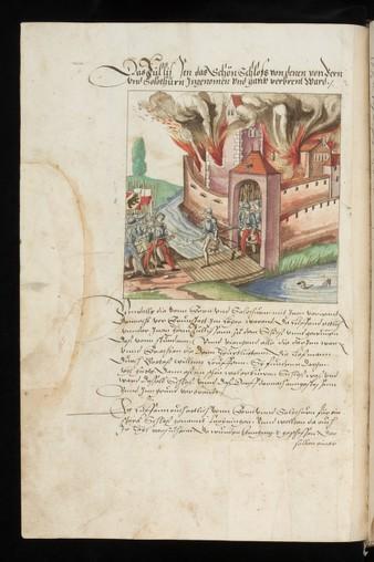 Bibliothèque virtuelle des manuscrits médiévaux en Suisse. Defaul11