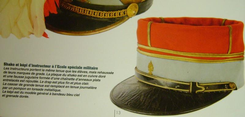 Képi cavalerie XIXeme Dsc02422