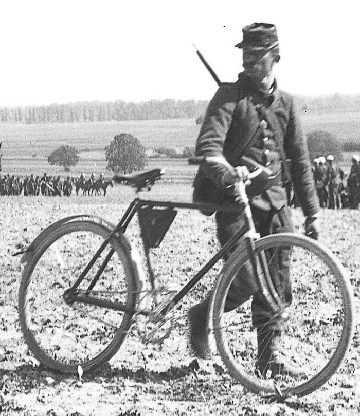 Les vélos règlementaires ou non en 1914 M-cycl10