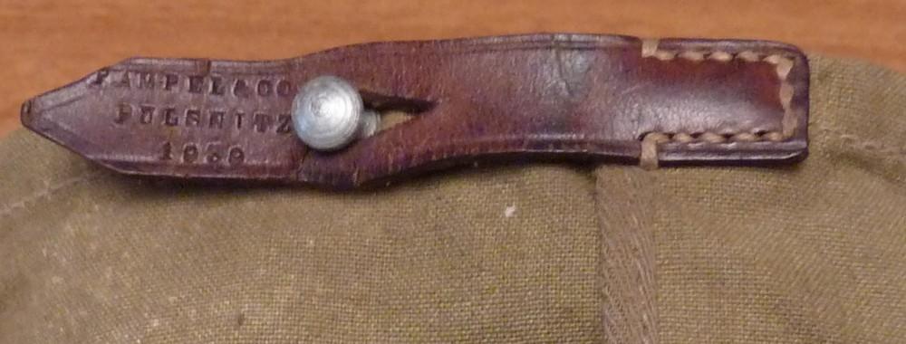 Etui pour gamelle allemande 1931. P1040411