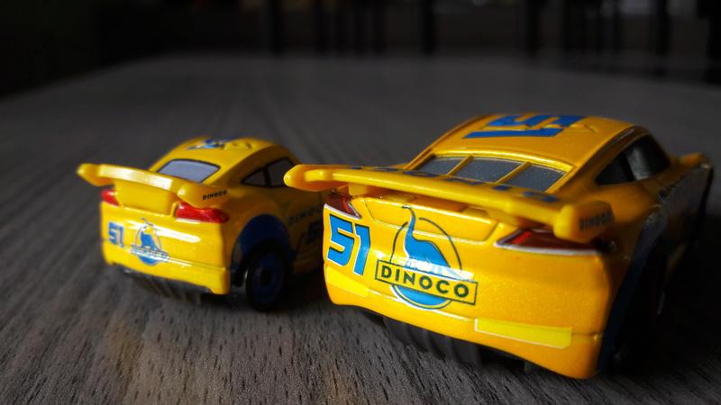 """Mini Racers Diecast : """" Le côté Miniature de la Force """" 20171110"""