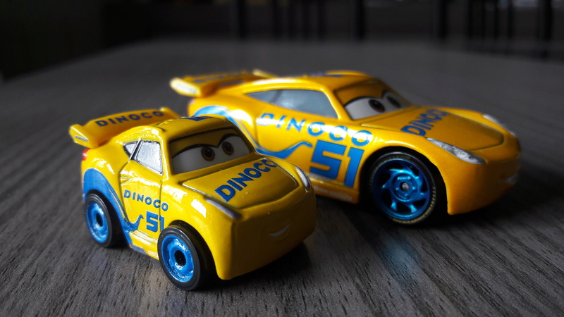 """Mini Racers Diecast : """" Le côté Miniature de la Force """" 20171113"""