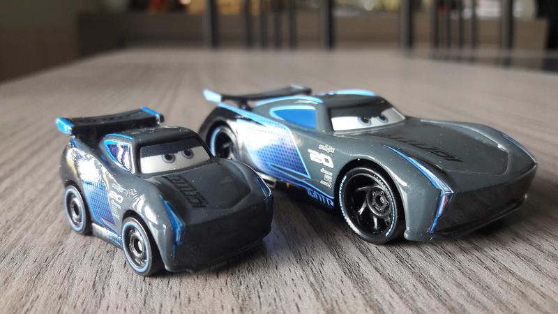 """Mini Racers Diecast : """" Le côté Miniature de la Force """" 20171115"""