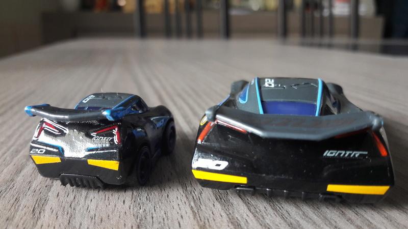 """Mini Racers Diecast : """" Le côté Miniature de la Force """" 20171117"""