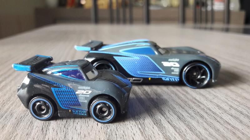 """Mini Racers Diecast : """" Le côté Miniature de la Force """" 20171118"""