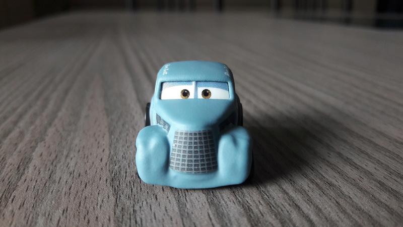 """Mini Racers Diecast : """" Le côté Miniature de la Force """" 20171123"""