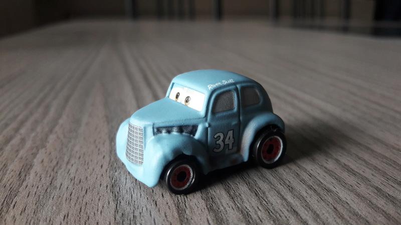 """Mini Racers Diecast : """" Le côté Miniature de la Force """" 20171124"""