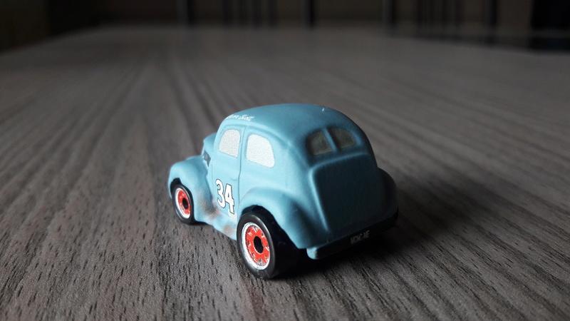 """Mini Racers Diecast : """" Le côté Miniature de la Force """" 20171125"""