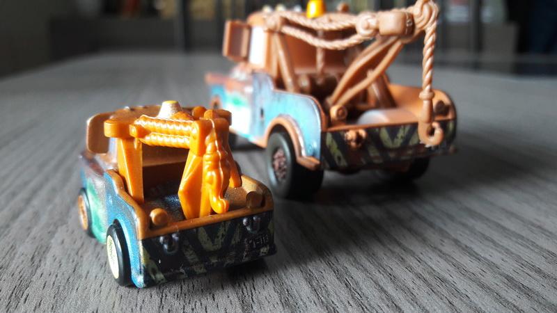 """Mini Racers Diecast : """" Le côté Miniature de la Force """" 20171126"""