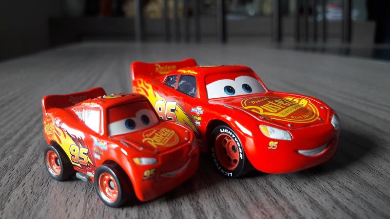 """Mini Racers Diecast : """" Le côté Miniature de la Force """" 20171131"""
