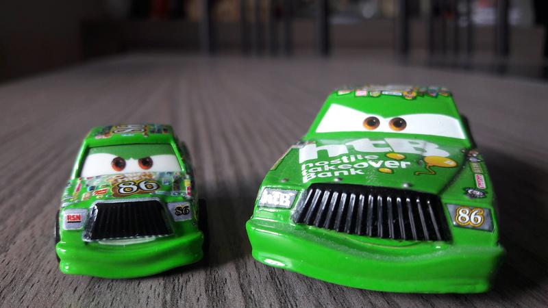 """Mini Racers Diecast : """" Le côté Miniature de la Force """" 20171140"""