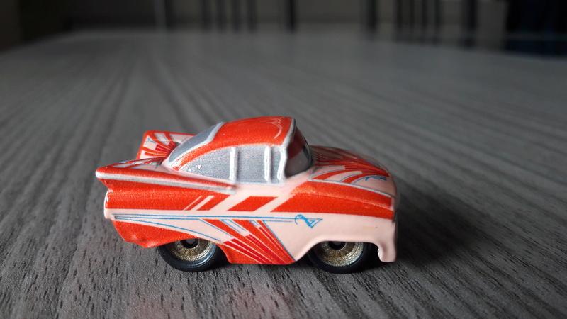 """Mini Racers Diecast : """" Le côté Miniature de la Force """" 20171156"""