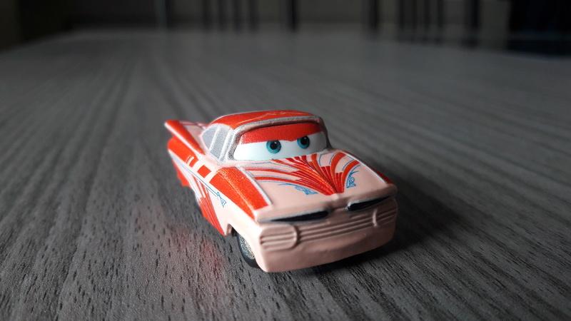 """Mini Racers Diecast : """" Le côté Miniature de la Force """" 20171157"""