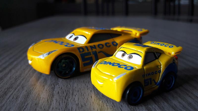 """Mini Racers Diecast : """" Le côté Miniature de la Force """" 20171159"""