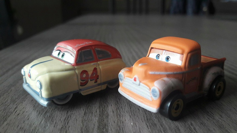 """Mini Racers Diecast : """" Le côté Miniature de la Force """" - Page 2 24623710"""