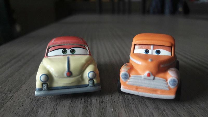 """Mini Racers Diecast : """" Le côté Miniature de la Force """" - Page 2 24623810"""