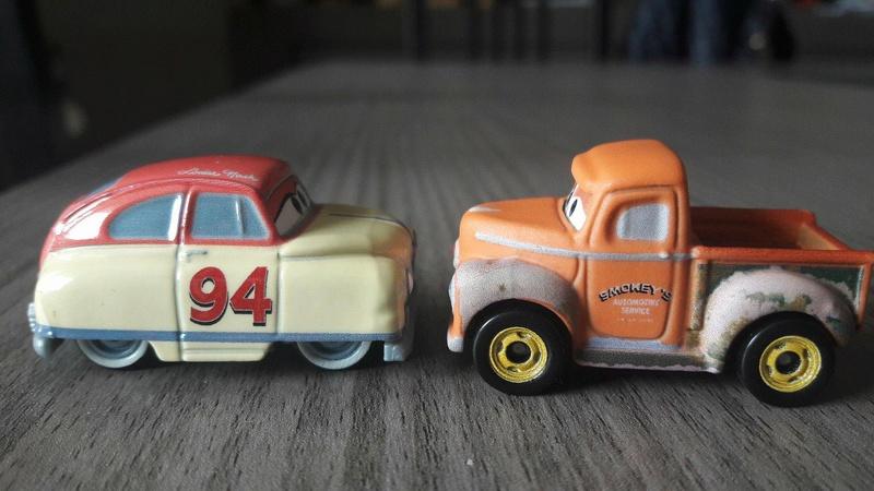 """Mini Racers Diecast : """" Le côté Miniature de la Force """" - Page 2 24650710"""