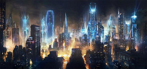 Athena-L, la ciudad de los sueños City10