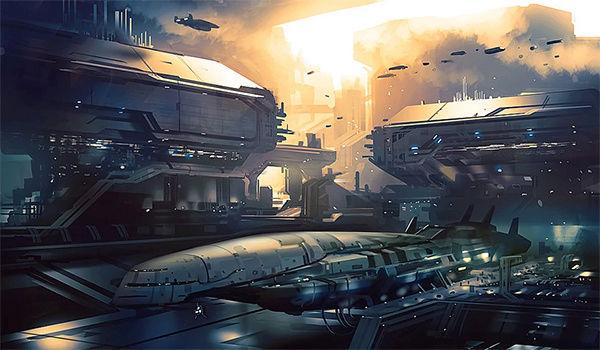 Athena-L, la ciudad de los sueños Hangar10