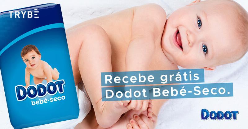 Amostras Trybe - Fraldas Dodot -  Dodot-10