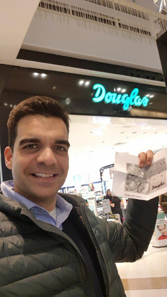 Amostras Trybe - Vale de 10 Euros para Douglas!  Top10