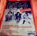 Affiche concert en France en 1980 ... Affich11