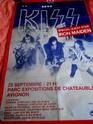 Affiche concert en France en 1980 ... Affich12