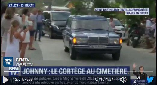 Enterrement de Johnny Hallyday : le chanteur a été inhumé Captur82