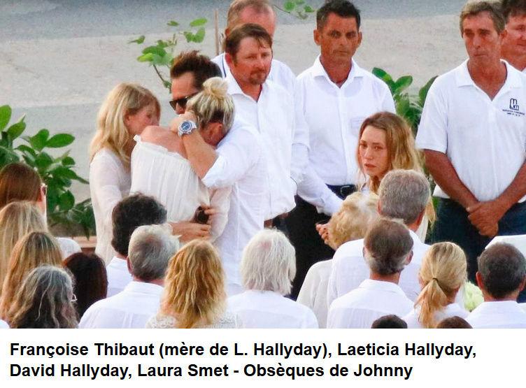 Enterrement de Johnny Hallyday : le chanteur a été inhumé Captur86