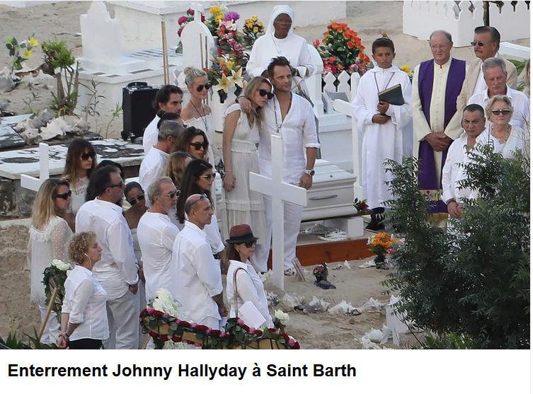 Enterrement de Johnny Hallyday : le chanteur a été inhumé Captur87