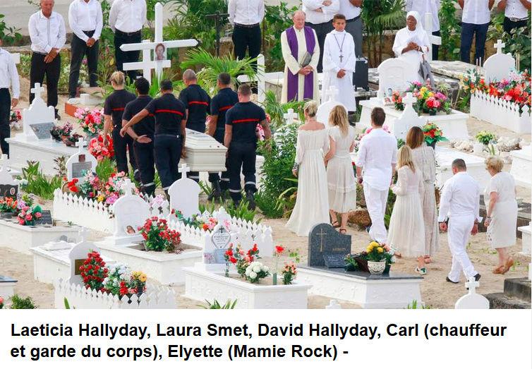 Enterrement de Johnny Hallyday : le chanteur a été inhumé Captur90