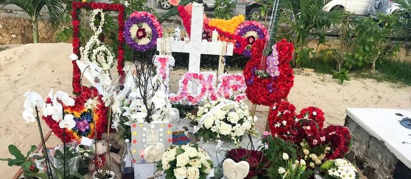 Enterrement de Johnny Hallyday : le chanteur a été inhumé Gal15