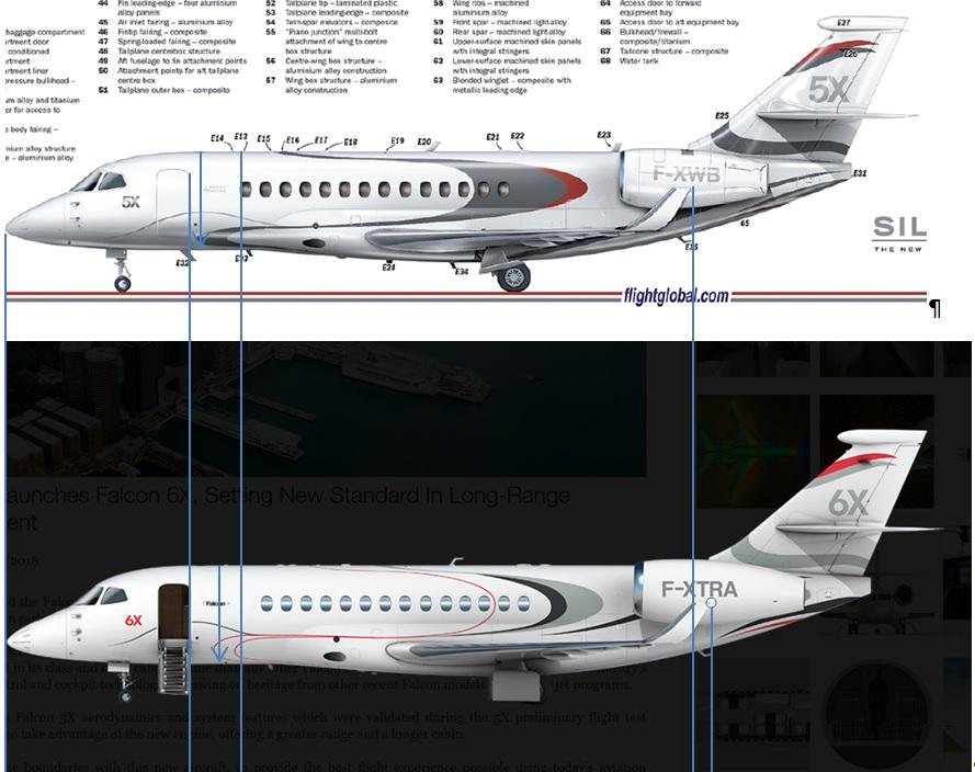 Falcon 6X 5x_6x10
