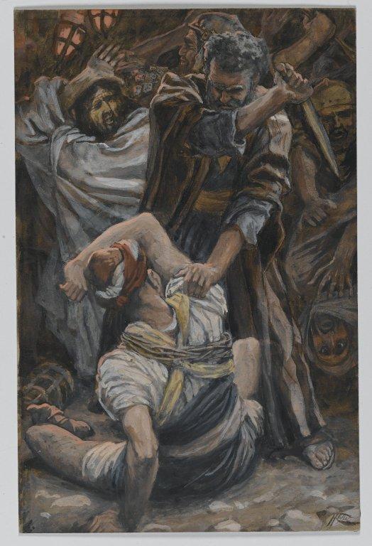 La Passion du Christ selon le peintre Tissot. 00_15911