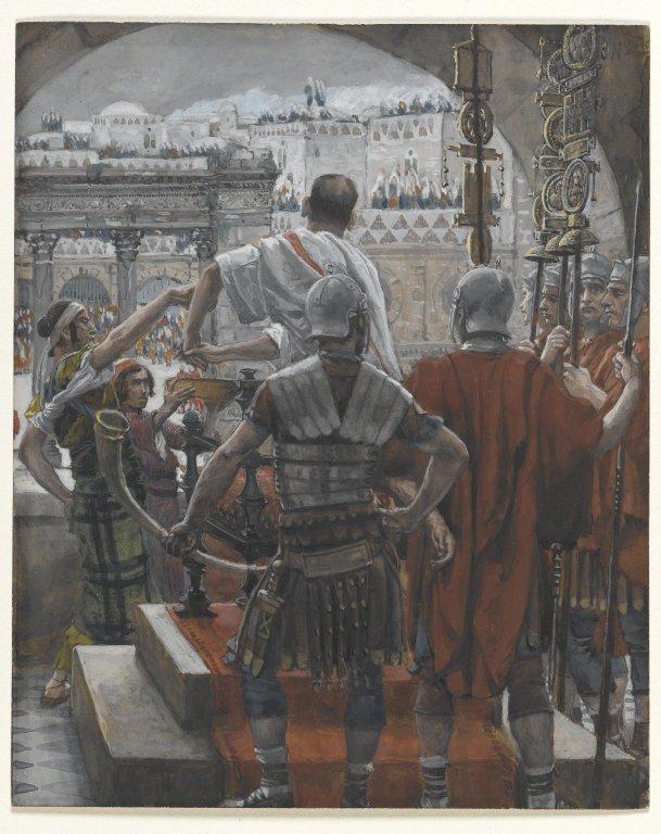 La Passion du Christ selon le peintre Tissot. 00_15912