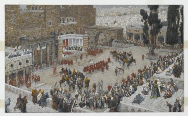 La Passion du Christ selon le peintre Tissot. 00_15913