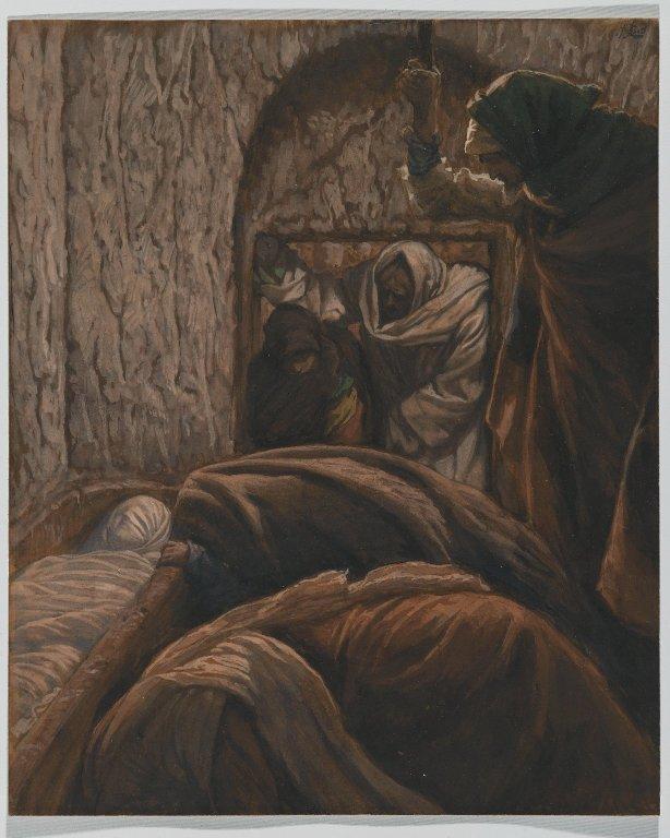 La Passion du Christ selon le peintre Tissot. 00_15915