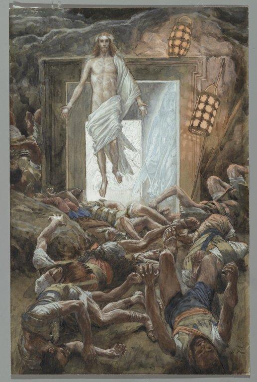 La Passion du Christ selon le peintre Tissot. 00_15916