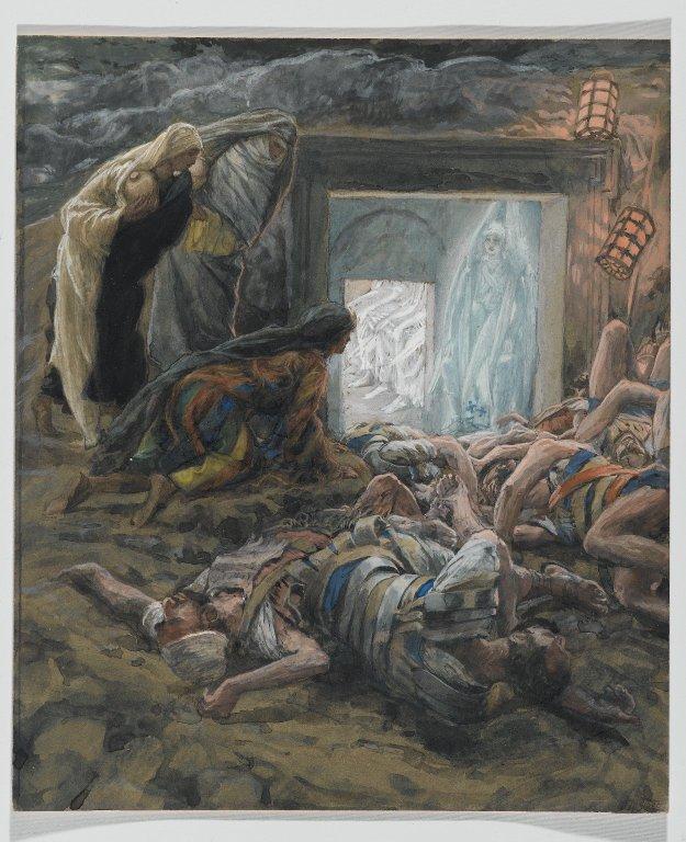 La Passion du Christ selon le peintre Tissot. 00_15917