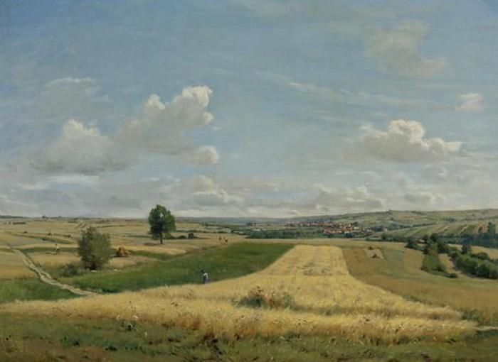 Paysages, tableaux. 11170210