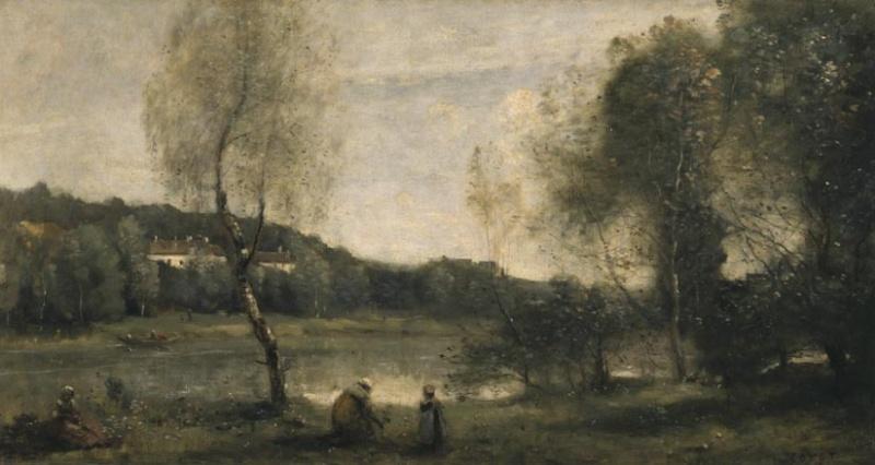 Paysages, tableaux. 30-18710